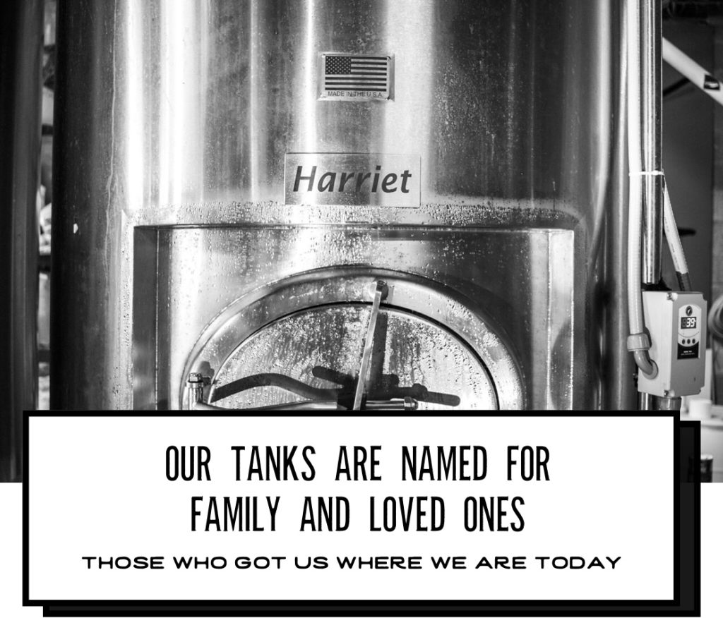 Our Tanks