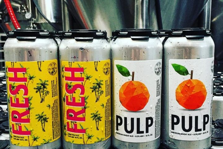 Fresh & Pulp Can Release Event