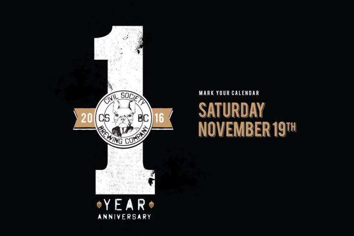 1 Year Anniversary Block Party