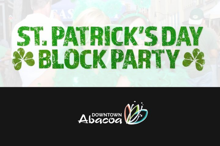 St.Patrick's Day Block Party