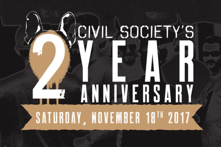 2 Year Anniversary Block Party